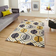 14 meilleures images du tableau Tapis géométrique | Geometric rug ...