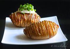 Hasselback Potatoes!