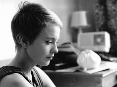 Lost in the 60's: Jean Seberg