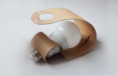 Разработка упаковки для лампы