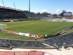 Canberra Stadium ready for quarter-final between Iran and Iraq for #AC2015 on January 23.