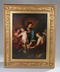 Quadro pintado a oleo do sec.19th depois de Van Dyck, 85cm X 63cm, 6,240 USD / 5,730 EUROS / 24,890 REAIS / 40,880 CHINESE YUAN soulcariocantiques.tictail.com