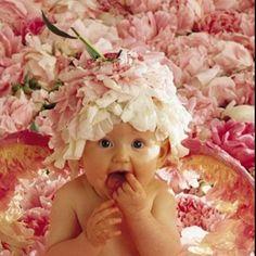 Anne Geddes babies photo