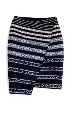 Stretch Neoprene Skirt by Kenzo for Preorder on Moda Operandi Estilo De  Rua d25b4fd8e683