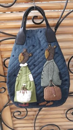 Patchwork Bags, Quilted Bag, Leather Handbags, Leather Bag, Wallet Pattern, Big Bags, Textile Art, Fashion Bags, Quilt Patterns