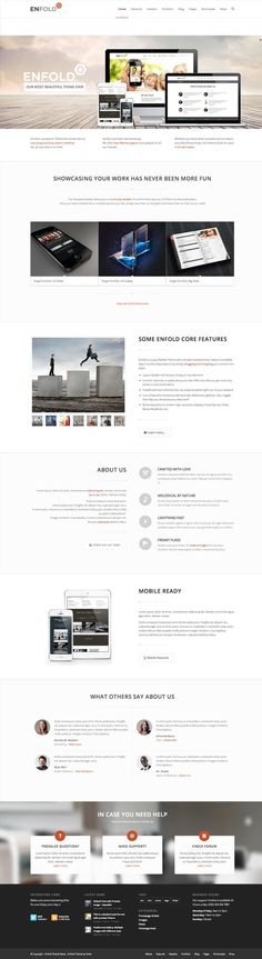 Enfold - Responsive Multi-Purpose Theme #wordpress #theme #template #webdesign #website #design #blog #portfolio #flat #flatdesign #responsive #mobile #flexible #quicksand #grid #multipurpose