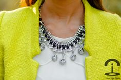 Crimenes de la Moda: Neon Blazer