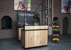 Food Stall Design, Food Cart Design, Market Stall Display, Cafe Display, Outdoor Cafe, Outdoor Restaurant, Kiosk Design, Booth Design, Cafe Interior Design