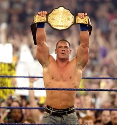 on top of the World #1 #WWE #Maniacs #John #Cena                                                                                                                                                     More