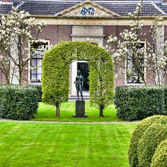 Hofje van Oorschot te Haarlem