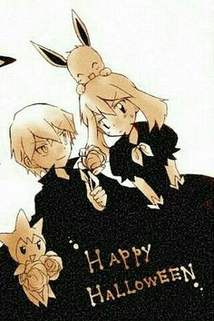 Happy Hallowen •∆•