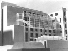 In the week that we feature Paul Williams' inspiration — Carlo Scarpa's Castelvecchio in Verona — we look back to November 1987 and an unrealised scheme by Stanton Williams for an expansion of the RIBA's Portland Place headquarters. DATE: 1987. Architect: Stanton Williams. Location: London