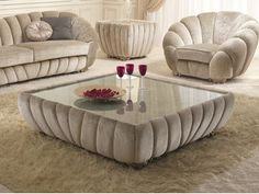 Продукты by Gold Confort Коллекция Pearl Corner Sofa Design, Living Room Sofa Design, Living Room Decor Cozy, Living Room Designs, Sofa Table Design, Home Decor Furniture, Sofa Furniture, Luxury Furniture, Centre Table Living Room