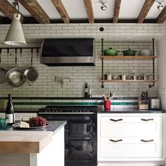 Explore our kitchen design ideas on HOUSE - design, food and travel by House & Garden, including this chic New York kitchen.