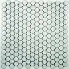Penny Tile: Backsplash tile