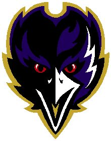 Baltimore Ravens - Crochet Graphghan Pattern (Chart/Graph AND Row-by-Row Written Instructions) - 01