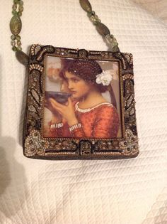 Vintage Beaded Mary Frances Shoulder Bag by HipVRG on Etsy Mary Frances Purses, Mary Frances Handbags, Shoulder Bag, Frame, Collection, Vintage, Etsy, Jewelry, Picture Frame