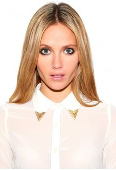 Gretchen Western Collar Tips - accessories- jewellery - missguided