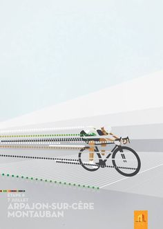 Mark Cavendish throws his bike over the line first - for the 29th time in his TdF career by Bruce Doscher