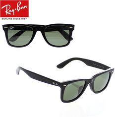 レイバン サングラス Ray-Ban アイウェア RB2140F 901 52 専用ケース付 ウェイファーラー WAYFARER 正規品・保証対応 送料無料 メンズ レディース RayBan sungrazie 04 Mens Gear, Wayfarer, Ray Bans, Sunglasses, Style, Fashion, Swag, Moda, Fashion Styles