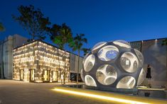 Here's why Miami Beach is the country's hub for contemporary architecture and design.