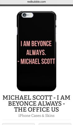 This Is Going To Be My Phone Case When I Finally Get Dunder Mifflinmichael Scottthe Officeiphone