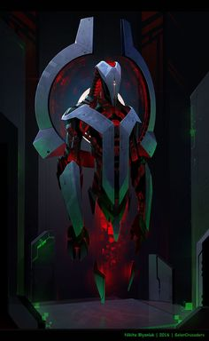 Mehcan_mark_1, Nikita Blyzniuk on ArtStation at https://www.artstation.com/artwork/XG54y