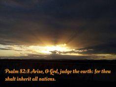 Psalm 82 v 8
