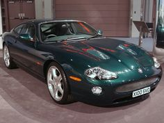 XKR-R Concept S-TYPE rear floor & lsd axle, rollcage, manual trans