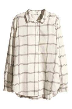 Camisa de flanela | H&M 20€