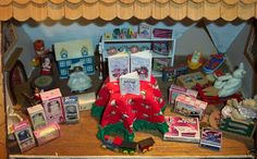 Image detail for -My Dream Dollhouse: Tudor Style Christmas Toy Store
