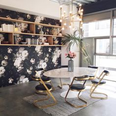 Another exciting sneak peek at an upcoming office tour. This fab space belongs to @createcultivate. Coming soon! by @monicawangphoto
