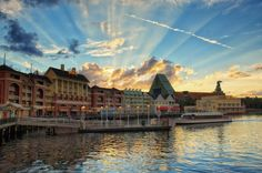Click to rate Disney's Boardwalk; Call to Port; Dan Huntley