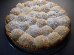 Aprikosen-Amaretto-Tarte (leicht variiert nach http://www.sueddeutsche.de/stil/lecker-auf-rezept-zu-aprikosenkuchen-an-die-gabeln-fertig-los-1.2580516)