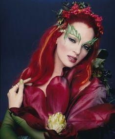 Dc Poison Ivy, Poison Ivy Batman, Batgirl, Catwoman, Uma Thurman Poison Ivy, Batman And Robin 1997, Poison Ivy Halloween Costume, Muse, Bad Girls Club