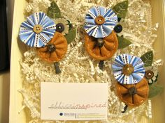 corsage/boutineers