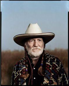 Willie Nelson by Dan Winters, 1998