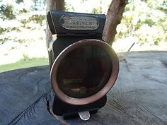 Antique Jupiter Bicycle Lantern Light Lamp/ Oil Old Vintage in Collectibles | eBay