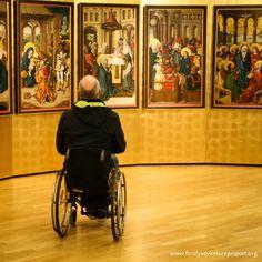 Landesmuseum Mainz: accessible art & history