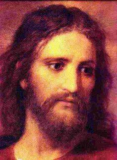 Christ At 33  Heinrich Hoffman