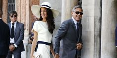 Congratulations, Amal Clooney, on the amazing new law teaching gig!