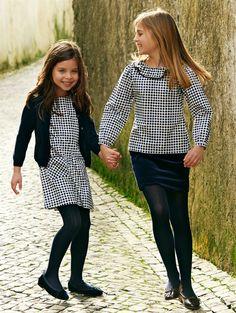 GIRLS' A-LINE DRESS - New Arrivals - Oscar de la Renta