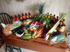 Fresh Farmers Market Food