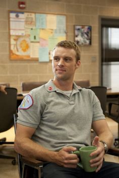 Jesse Spencer (Lt. Casey) on 'Chicago Fire' | Shared by LION