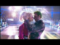 James & Jenna's Waltz - Dancing with the Stars - YouTube