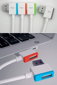 The infinite usb! Pretty useful for i-lovers