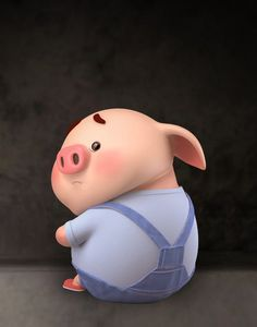 32 Ideas For Wall Paper Phone Frases Taps Pig Wallpaper, Cute Wallpaper Backgrounds, Wallpaper Iphone Cute, Cute Cartoon Wallpapers, Disney Wallpaper, This Little Piggy, Little Pigs, Cute Piglets, Pig Drawing