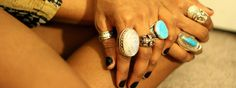 eclectic rings