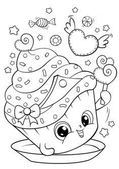 Free Kids Coloring Pages, Spring Coloring Pages, Preschool Coloring Pages, Unicorn Coloring Pages, Coloring Sheets For Kids, Christmas Coloring Pages, Animal Coloring Pages, Free Printable Coloring Pages, Coloring Book Pages
