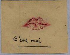 La Bouche de Nadja André Breton 1928
